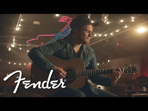 "Ben Haggard Performs ""Footlights"" 