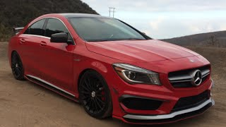 425 HP VIVID Racing Mercedes CLA45 AMG - (Latigo) One Take