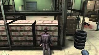 Max Payne 2 - Bölüm 2 - Silah Fabrikası