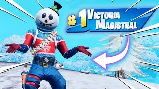 AL LIMITE DE LA MUERTE! Fortnite Battle Royale - Luzu
