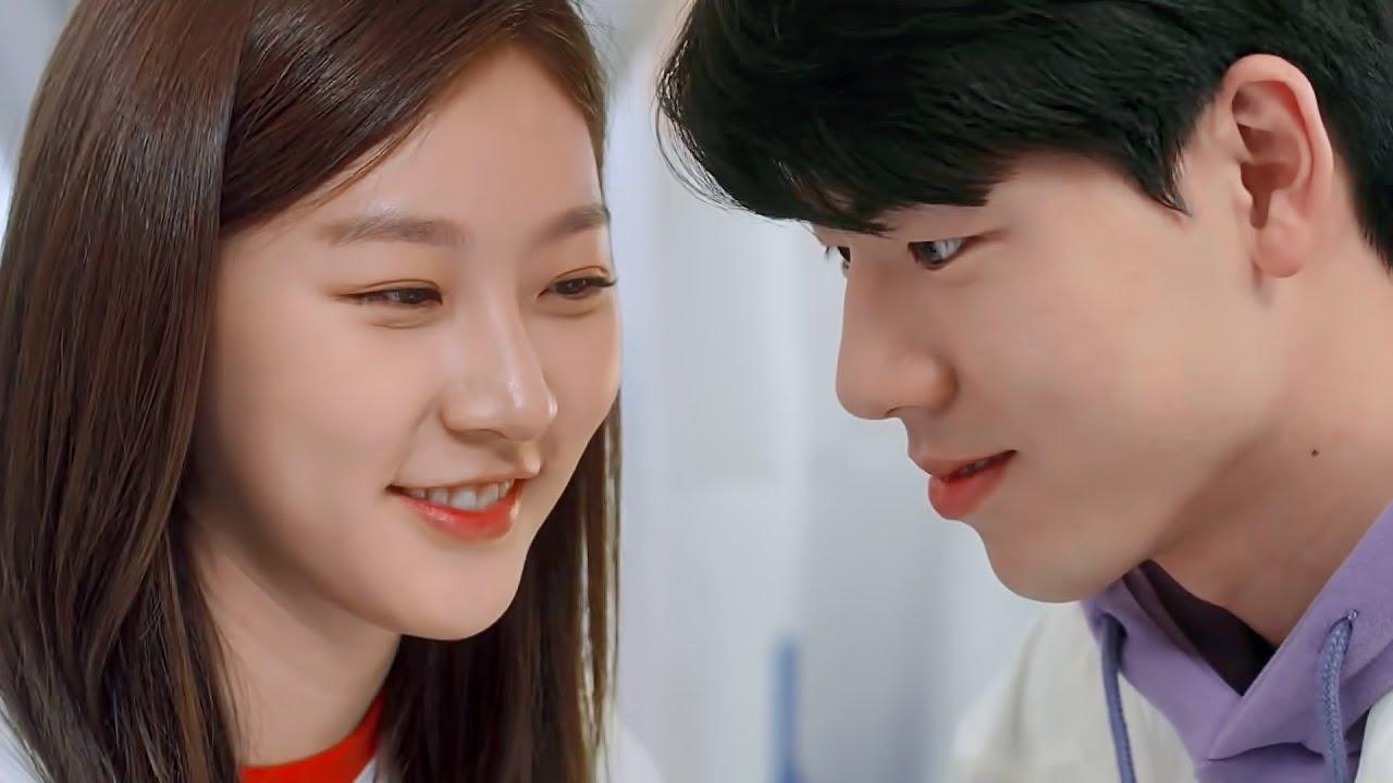 연애플레이리스트4] 서지민(김새론) X 박하늘(배현성) 서사 모음 - YouTube