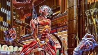 Iron Maiden Deja Vu (lyrics y subtitulos en español)