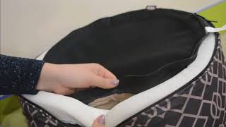 Trixie TX 36370 Bett Claude лежак для собак и кошек 45 cm