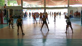 Palarong Pambansa 2018 Secondary Volleyball Girls EVRAA Vs CLRAA