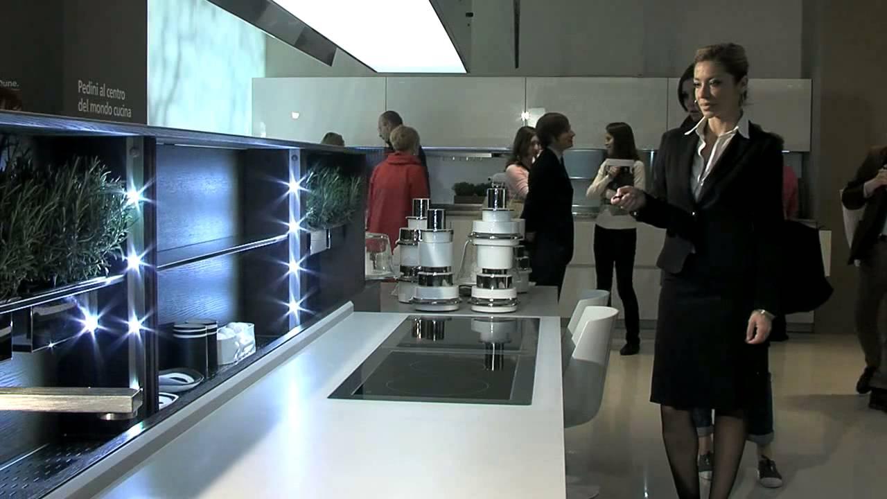 European kitchen cabinets for less - Pedini Kitchen Design Contemporary Kitchen European Modern Kitchens Wmv Youtube