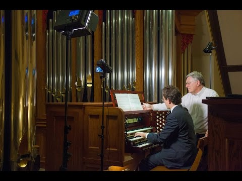 Hymn Holy Holy Holy played by Stephen Buzard