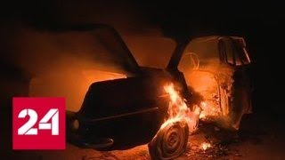 Смотреть видео В Дамаске сирийские силовики предотвратили атаку