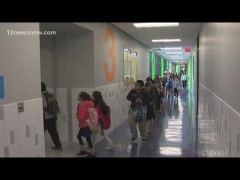 New elementary school opens in Port Arthur