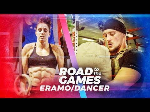Road to the Games 17.04: Eramo/Dancer