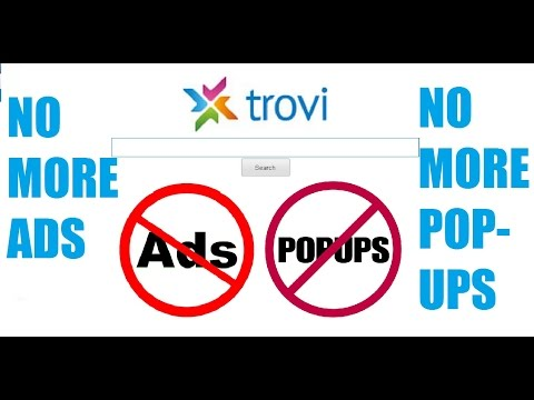 how to get rid of trovi malware