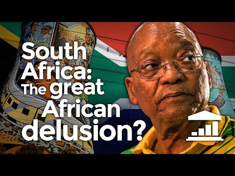 SOUTH AFRICA, Can Corruption SINK a Country? - VisualPolitik EN