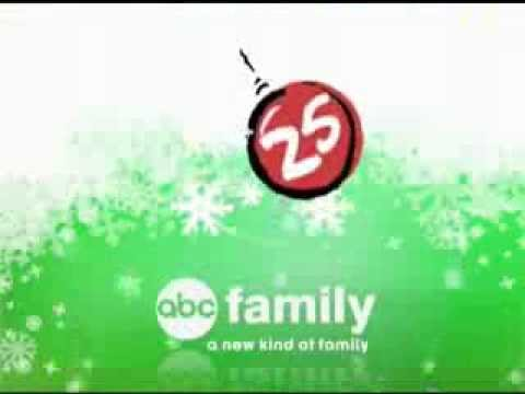 youtube premium - 25 Days Of Christmas Abc Family