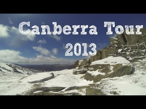 SSS Canberra Tour 2013 - Travel Montage