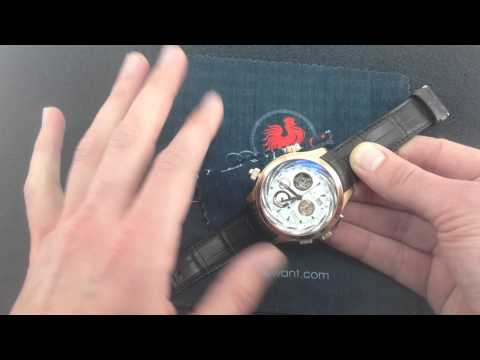 Zenith Class Traveller Multicity Alarm Chronograph (El Primero) Luxury Watch Review