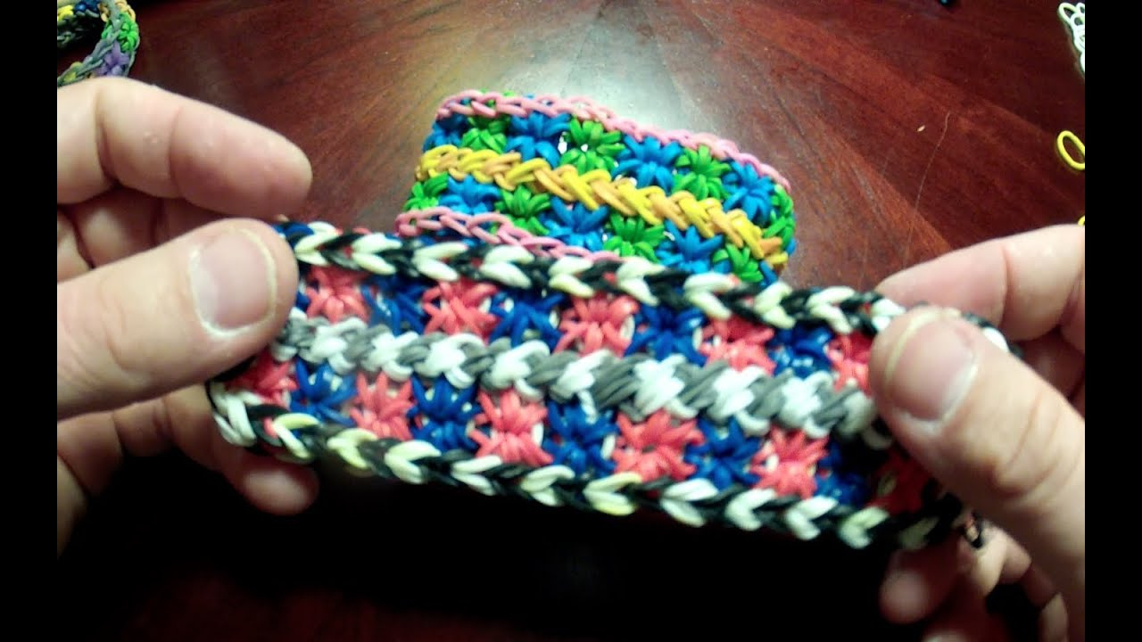 the hardest rainbow loom bracelet part 1