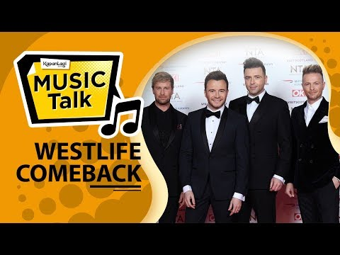 Westlife Comeback 'Bareng' Ed Sheeran, Bakal Rilis Album Baru? Mp3