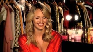 Candice Swanepoel Video Diary