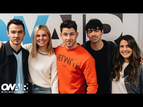 The Jonas Brothers On How They Got Back Together | On Air With Ryan Seacrest