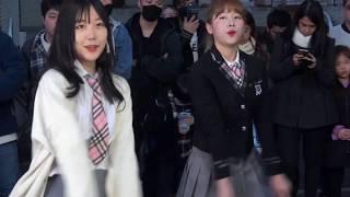 1도 없어 에이핑크 Apink 댄스팀 레이디비 홍대버스킹 20190302