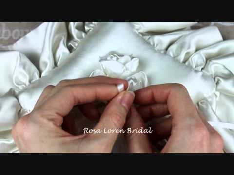 how-to-tie-rings-to-ring-pillow