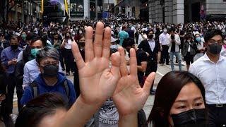 【纪硕鸣:用和平理性方式重现香港抗争实力,这是区议会选举后多数港人的心声】12/9 #时事大家谈 #精彩点评