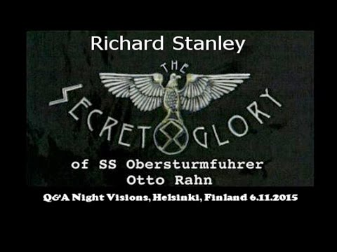 Richard Stanley - The Secret Glory Q&A Night Visions 2015