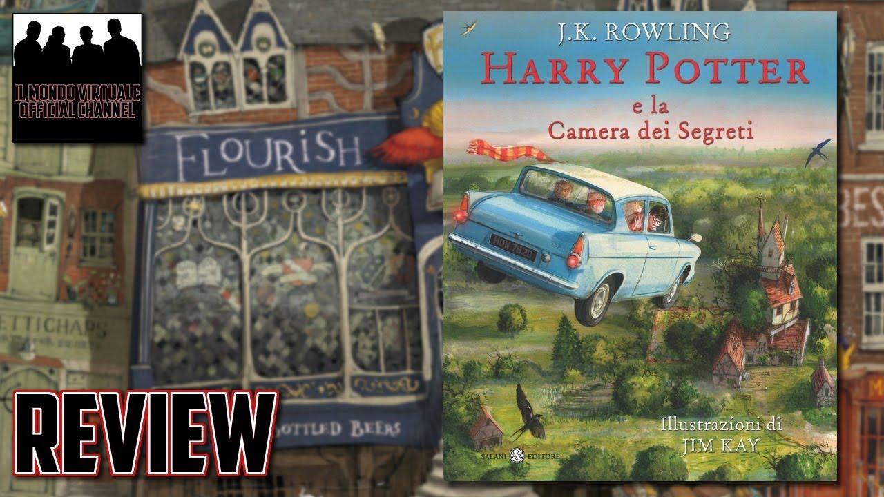 Harry Potter Camera Segreti Illustrato : Harry potter e la camera dei segreti illustrato da jim kay