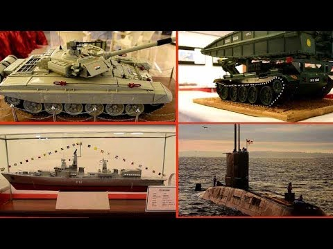 Chennai: Scale models, posters showcase India's military heritage