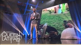 """Prince Ea Performs """"Can We Auto-Correct Humanity?"""""""