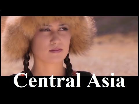 Central Asian (Silk Road) Countries 2018  Part 1