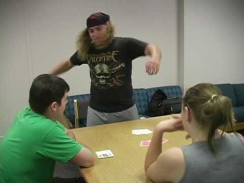 Poker Game Fuss