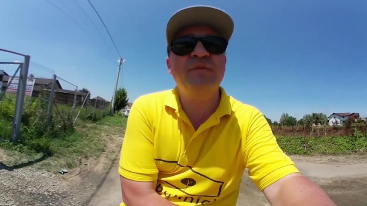 Tur de  Tur de șantier #casabuhnici în 360 [ziua 3] - YouTube