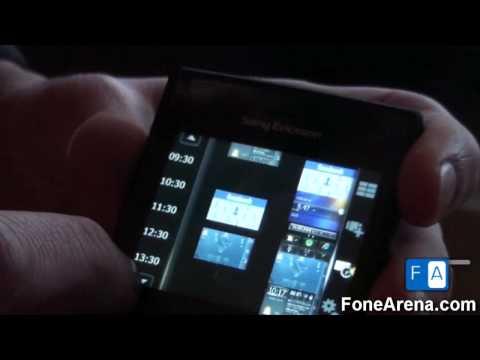 Sony Ericsson Aspen UI , WinMo 6.5.3