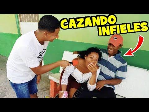 CAZAND0 INFIELEZ en la Universidad   PRIMERA PARTE