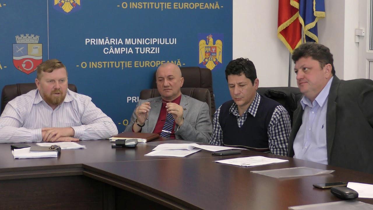 Consiliul Local Câmpia Turzii - ședință (12.03.2019)