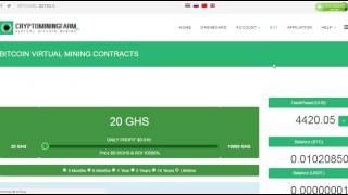 Genesis Mining - Лучший Облачный Майнинг - Заработок На Автомате + Promo Code