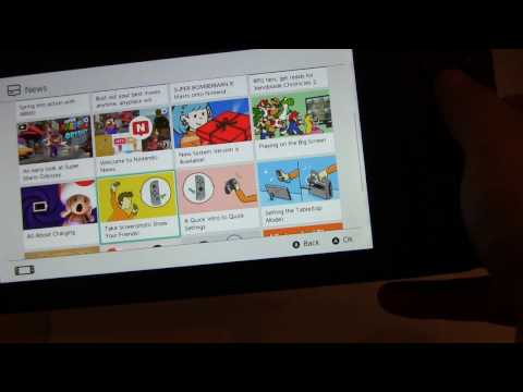 بداية تشغيل نينتندو سويتش | Nintendo Switch Initial Setup w/Arabic Commentary