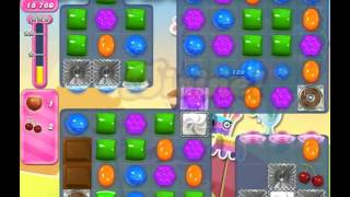 Candy Crush Saga Level 2076 - NO BOOSTERS