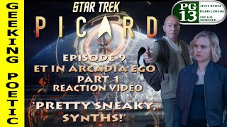 STAR TREK: PICARD Episode 9 REACTION & REVIEW!