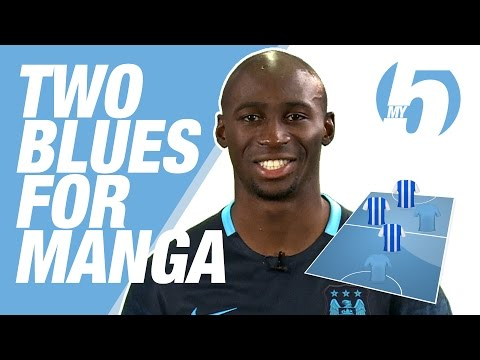 Agüero and... | Eliaquim Mangala's Best Ever Five-A-Side Team