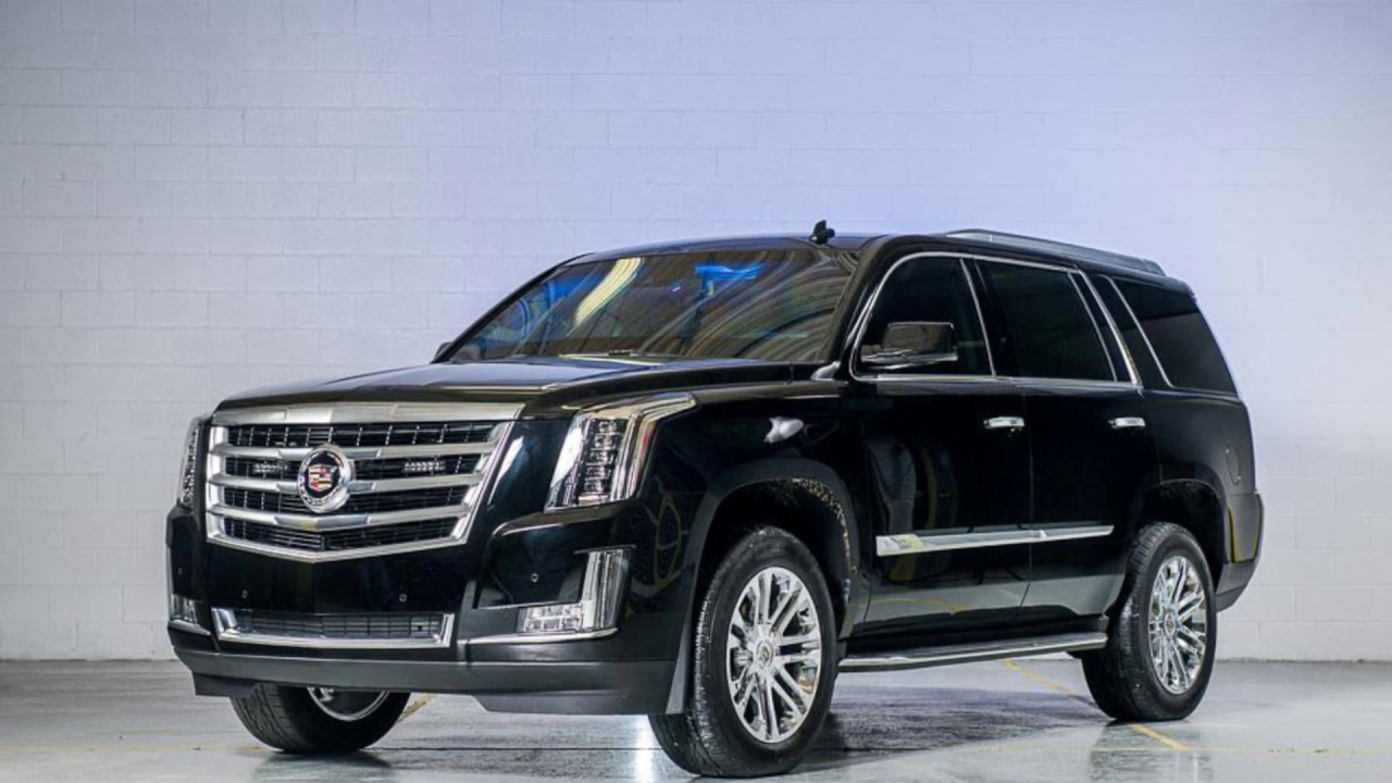 Inkas 174 Armored Cadillac Escalade Suv V1 Youtube