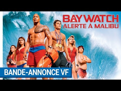 BAYWATCH – ALERTE À MALIBU - Bande-annonce Red Band VF [actuellement au cinéma]