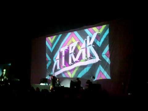 """A-Trak @ Creamfields 2011- """"Higher"""""""