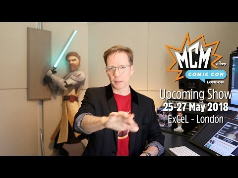James Arnold Taylor Comes to MCM ComicCon London May 2018