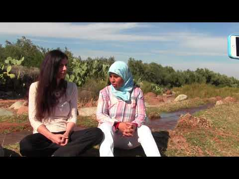 Amina El Hajjami of High Atlas Foundation, Morocco Speaks with WECAN