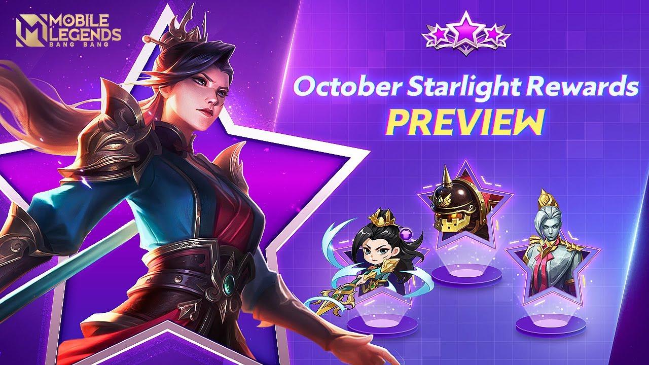 "October Starlight Membership | Silvanna ""Pure Heroine"" | Mobile Legends: Bang Bang"