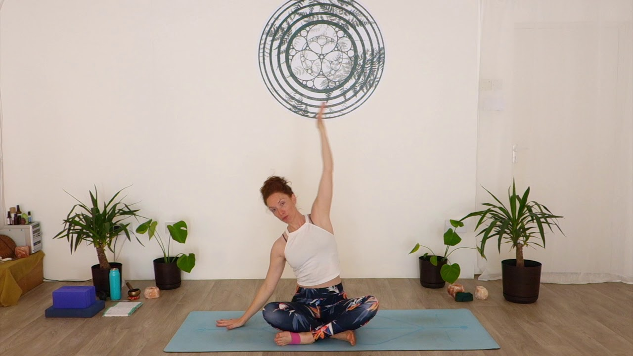YOGA FOR ALL  Brighten your week  1st June