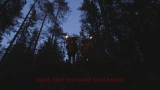 Skinny Elefanter - Brekk Brød Bror (Official Lyric Video)