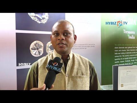 GIA India Laboratory Pvt Ltd @ PANACHE The Luxury Expo in Hitex Hyderabad  | Maheedar Rao