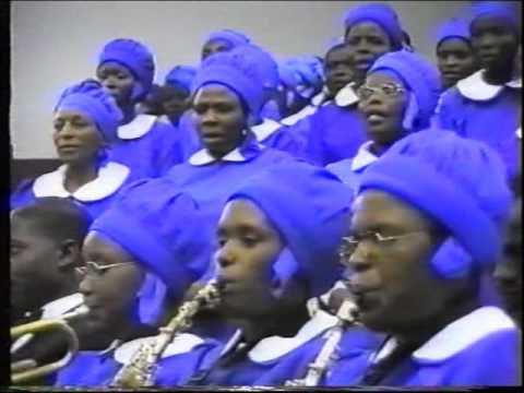 Apostolic Faith Mission of Africa Gospel Team Songs   2006 Annual Camp Meeting at the Church headqua